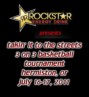 Hermiston 3-on-3 Basketball Tournament