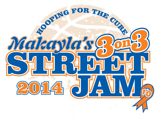 2nd Annual MAKAYLA'S STREET JAM 3on3